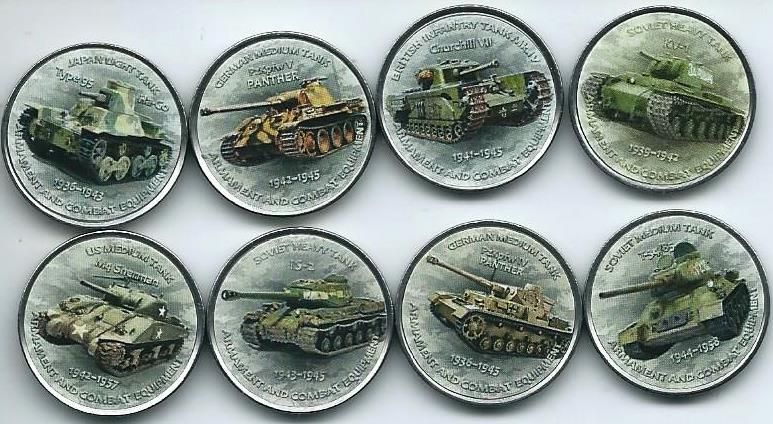 Зимбабве монеты 2017 денарий фаустина
