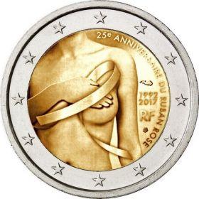 25 лет исследования рака молочной железы 2 евро Франция 2017