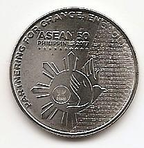 Председательство в ASEAN 1писо Филиппины 2017