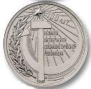 100 лет Великой Октябрьской социалистической революции 1 рубль Приднестровье 2017